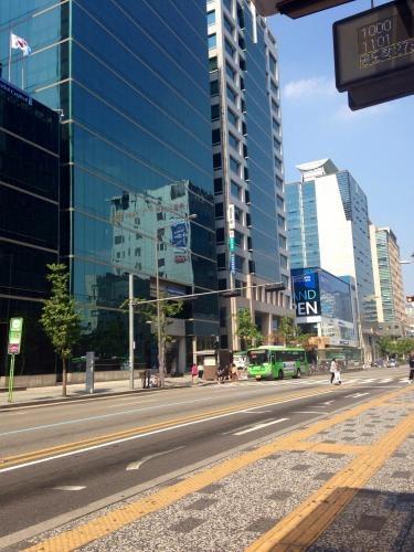 추석(チュソク=秋夕)当日はソウルの道路はかなり空いてます^^