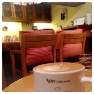 美味しいカフェを近所で発見♡