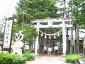 H26.7.27八海山神社入口@IMG_2096