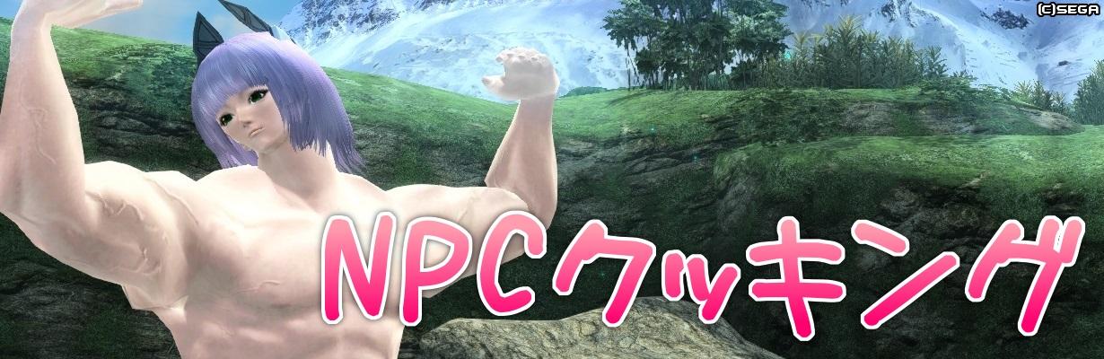 NPCクッキング