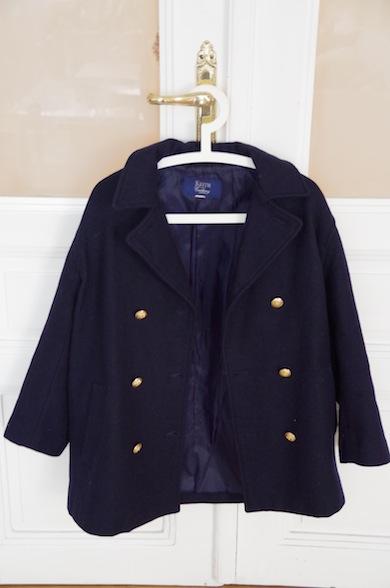 バザーのコート