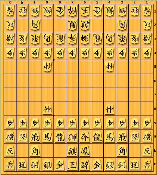 中将棋初期配置_2