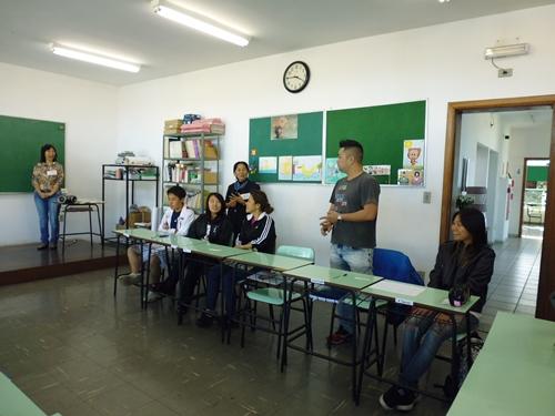 モデル校の体験授業3