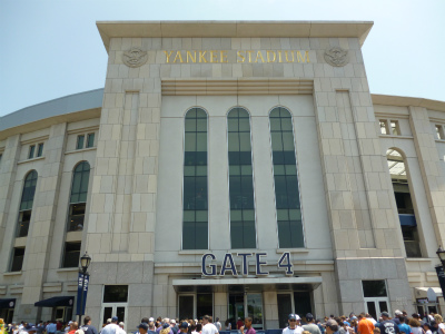 ヤンキーススタジアム