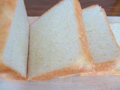 高級食パン「あきお」2