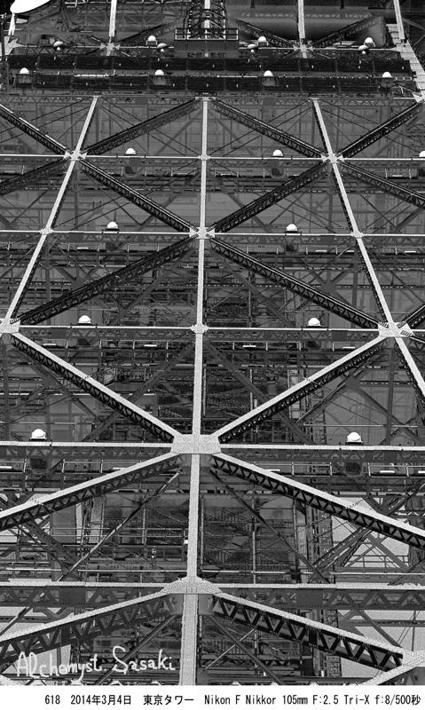 東京タワー618-37 Ⅱ