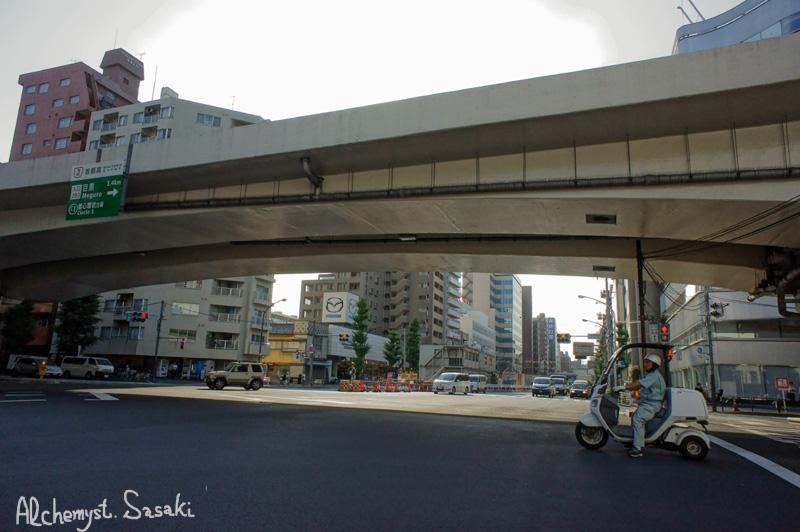 目黒川沿いDSC00861