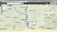 20140404 熊野パニック行軍地図