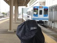 津駅ホーム 20140302