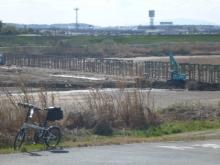 木津川 流れ橋 20140322