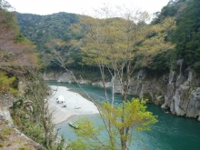 20140402 瀞峡から上流