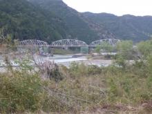 20140404 熊野川 合流 橋
