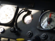 20140525 おっと鉄道時計