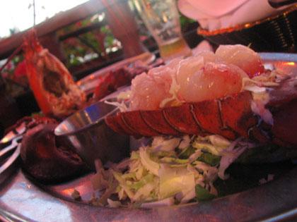 ハワイ レストラン『チャートハウス』