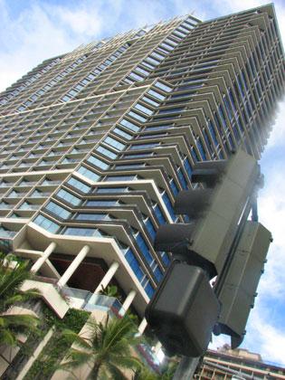 ハワイ ホテル『トランプインターナショナルホテル』