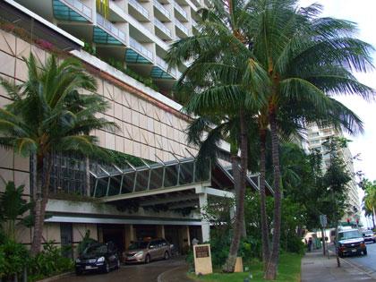 ハワイ ホテル『トランプインターナショナルホテルお部屋』