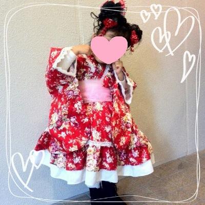 0223バラのドレス写真-2