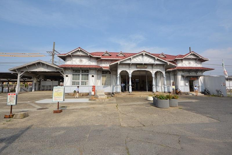 新浜寺公園駅と浜寺駅前駅 (1)