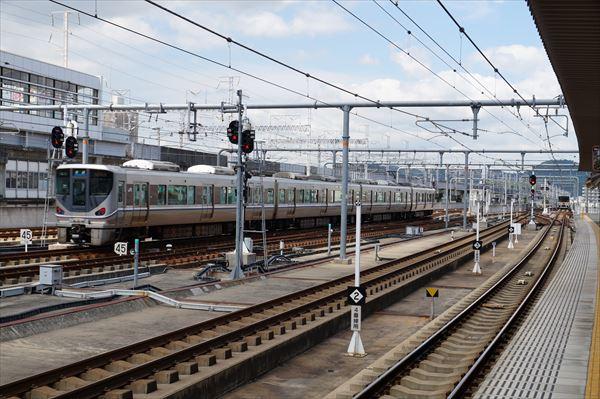 姫路駅3番乗り場