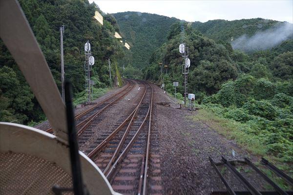 川奥信号所