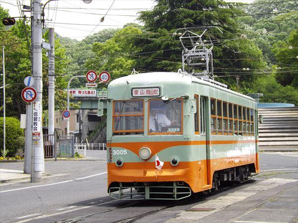 東武日光線復元車
