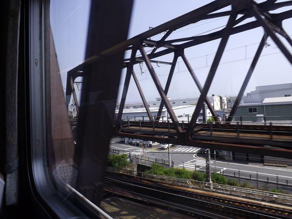 福知山線へ
