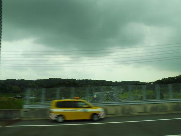 舞鶴若狭道へ