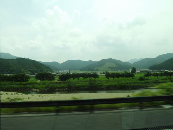 加古川上流域
