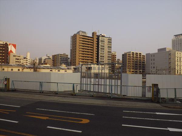 旧梅田貨物駅