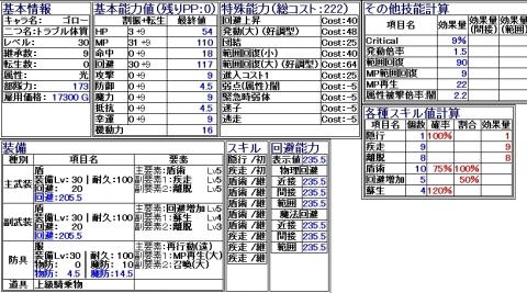 ワルモ団妄想ビルド5