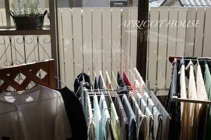 140215洗濯物干し