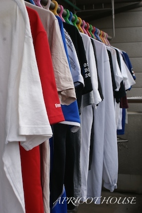 140610Tシャツ25枚洗濯