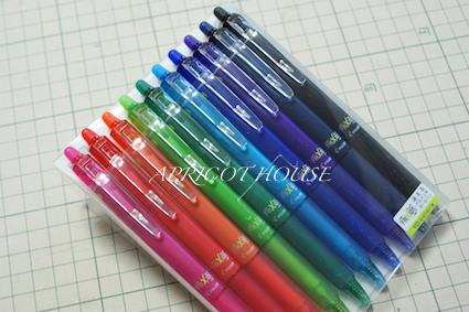 140805カラーボールペン
