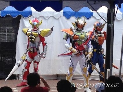 140810仮面ライダーショー