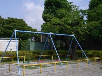 20140619遊具塗装前 (3)