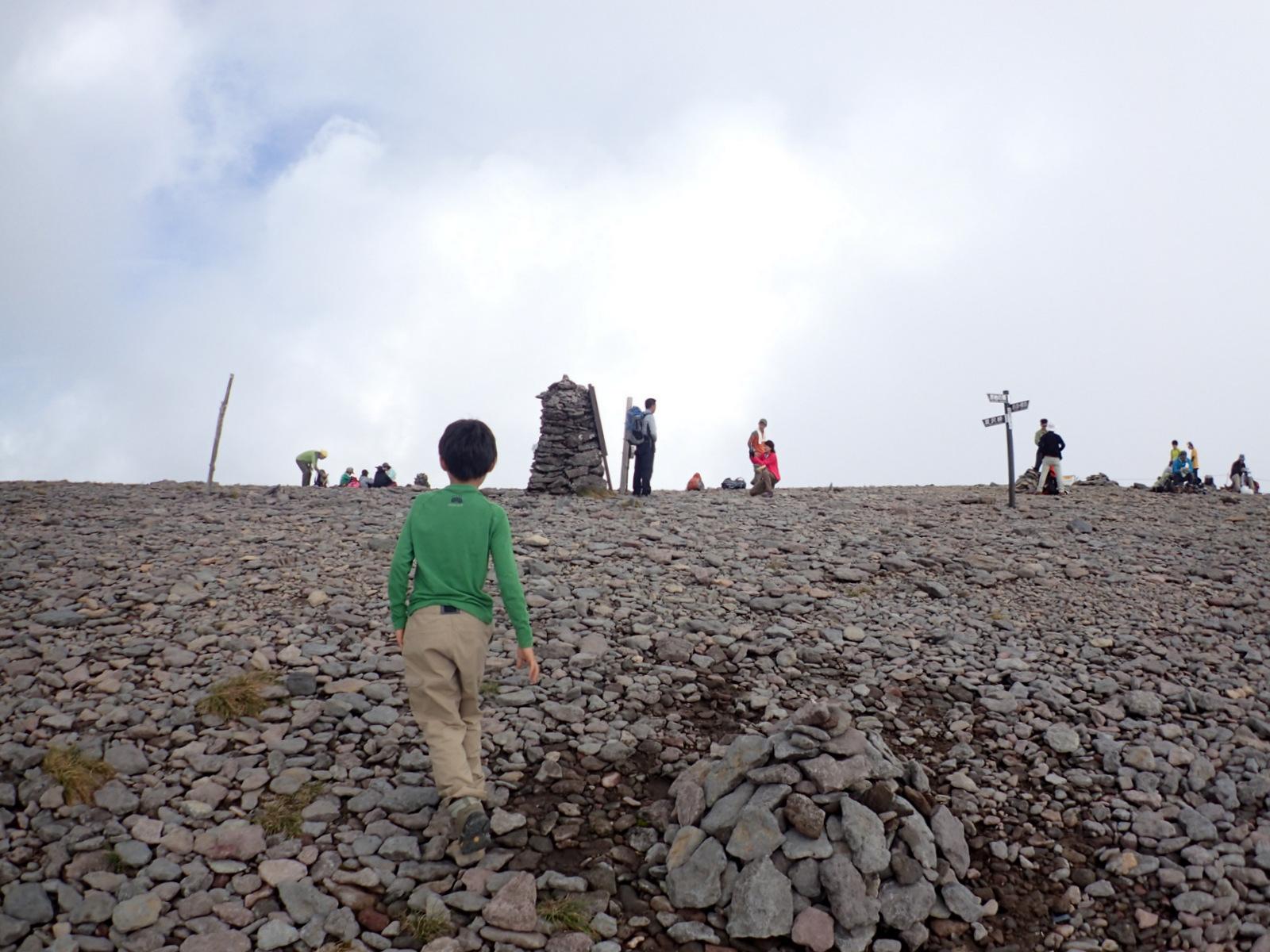[2014八ヶ岳縦走]p038