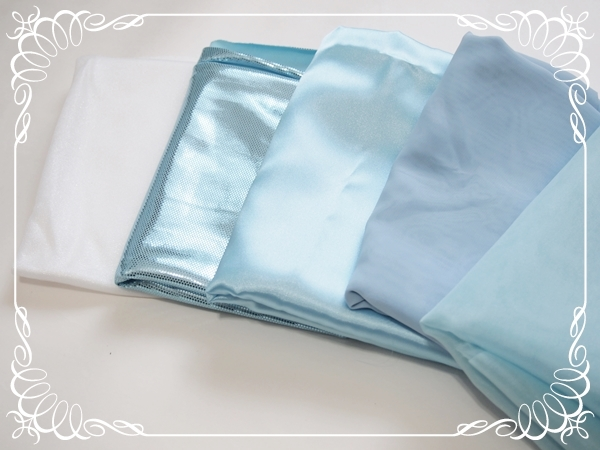 frozen cloth-A