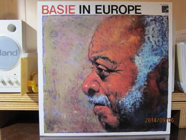 basie in europe