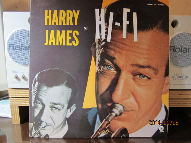 harry james in hifi