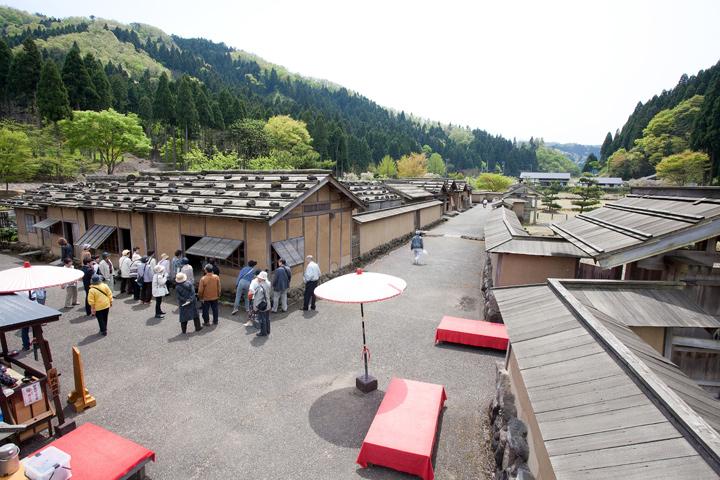 朝倉武家屋敷1