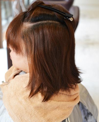 ライス縮毛矯正201402191