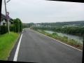 140802宇治橋から宇治川沿いに観月橋方面へ