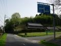 140309鳥飼大橋から中央環状沿いへ1