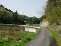 140309松生町西側地下道は自転車移動可