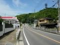 160716八幡神原から男山車庫へ上る
