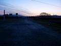 140308夜明け前、大住から木津川CRへ