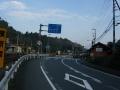 140329日吉町保野田の踏切を左折