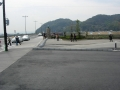 140329御幸橋背割入り口の変貌1