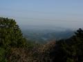 140419殻池峠から鷲峰山へ。宇治田原側の眺望