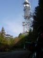 140419鷲峰山。電波塔下1